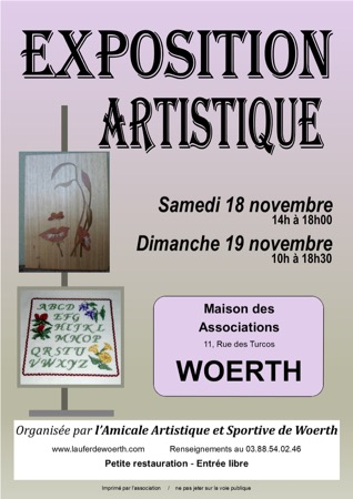 affiche EXPO 17